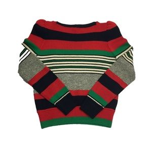 St. John For Saks Fifth Avenue Christmas Sweater S